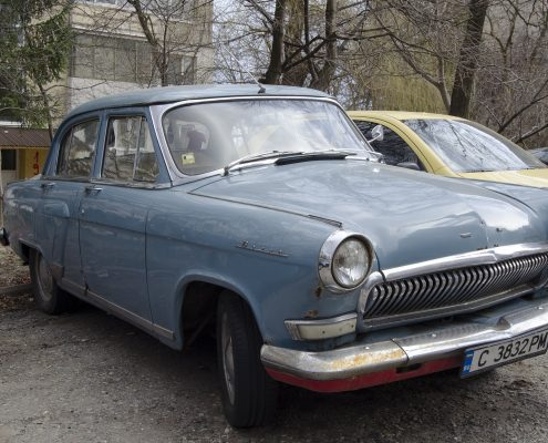 Car in Bulgaria: Second Hand Cars